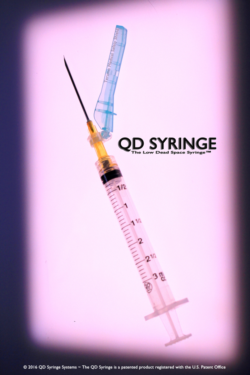 QD Syringe Systems - QD Injection Needle